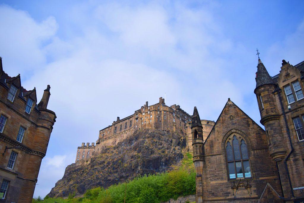 Edinburgh - Planes, Trains and Champagne
